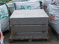 Камень бордюрный 16*4 L