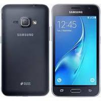 Задняя крышка для смартфона Samsung J120h Galaxy J1 (2016), черная