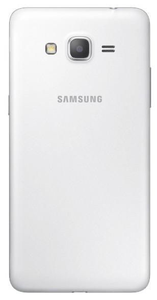Задня кришка для смартфону Samsung  G530H Galaxy Grand Prime, біла
