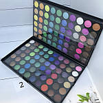 Профессиональная палитра теней МАС 120 цветов №2 , фото 3