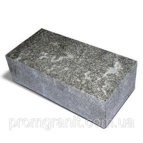 Бруківка гранітна пиляна 15х7х3