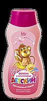 Шампунь и гель для душа детский Ароматный банан 300 мл Ирис Беларусь IR-0460