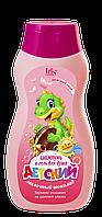 Шампунь и гель для душа детский Молочный шоколад 300 мл Ирис Беларусь IR-0459