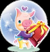 Скоро Новый Год! А значит время дарить подарки.