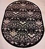 Ковер акриловый Efes 7730 black
