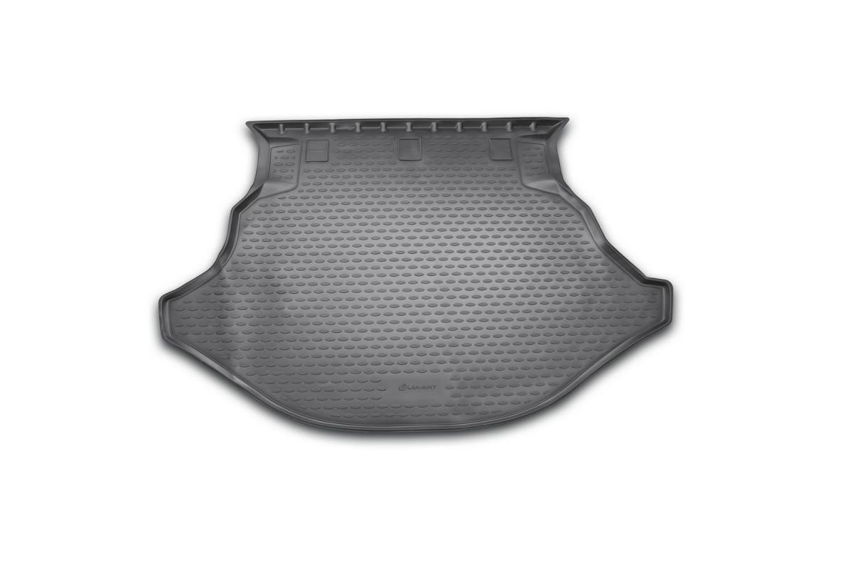 Коврик в багажник для Toyota Venza 2013-> кросс. (полиуретан)  NLC.48.67.B13