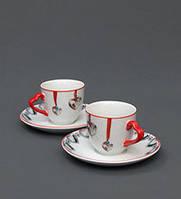 Кофейный набор на 2 персоны С Любовью