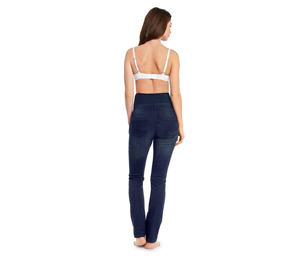 Шикарные Slimfit джинсы для беременных от тсм Tchibo (чибо), Германия,  размер украинский ... 24fe6900d69