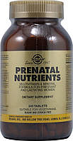 Витамины для беременных, Solgar (Солгар), 240 таблеток