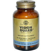 Витамины для глаз, Solgar (Солгар), 60 капсул