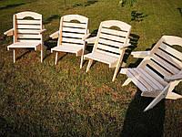 Деревянной раскладной стул, фото 1