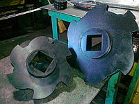 Диск Водоотделителя ВДФ-6, ВДФ-3, ВДМ-15., фото 1