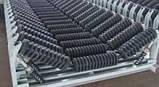 Гумування, або Футеровка приводного барабана стрічкового конвеєра, а так само футеровка роликів і валу., фото 5