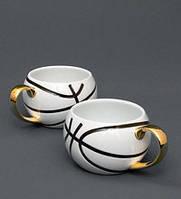 Чайный набор на 2 персоны Двойной бросок (350 мл)