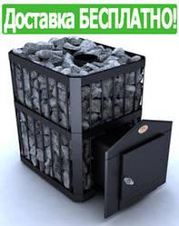 Печь-каменка для бани на дровах Новаслав Пруток (26 кВт, до 26 куб.м)