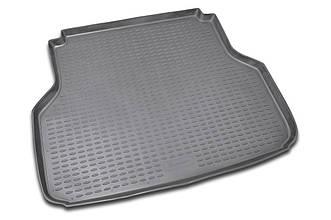 Коврик в багажник для Chevrolet Lacetti 2004-> сед. (полиуретан) NLC.08.05.B10