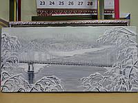 """Картина """"Пешеходный мост"""" , фото 1"""