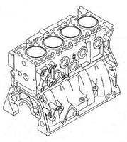 Блок двигателя б/у Volkswagen LT35 2,8D