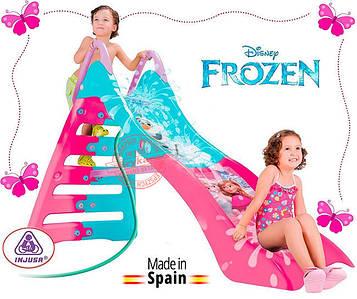 Горка с водным эффектом Injusa Frozen 20028