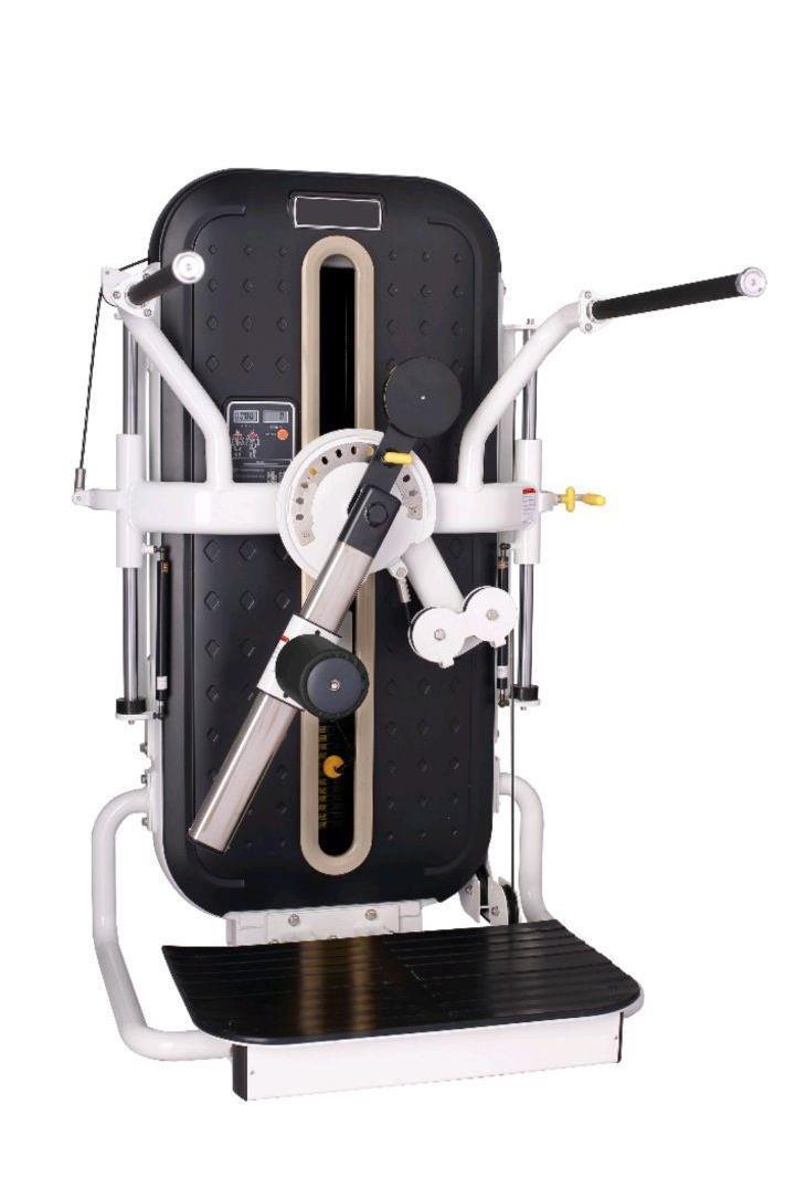 Тренажер для сідничних і призводять-відвідних м'язів стегна HofT