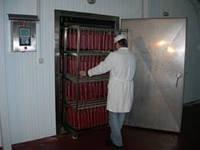 Оборудование для созревания и выдержки колбас