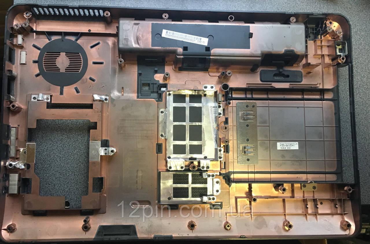 Нижняя часть корпуса ноутбука поддон Acer aspire 5541g б/у оригинал