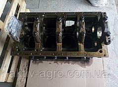 Блок цилиндров МТЗ-80, -82 производство ММЗ