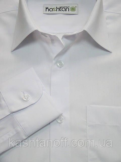 Школьная рубашка Каштан