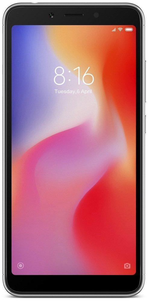 Xiaomi Redmi 6 (3\32 Гб) 8 ядер