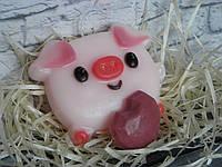 Мыло ручной работы Свинка 3