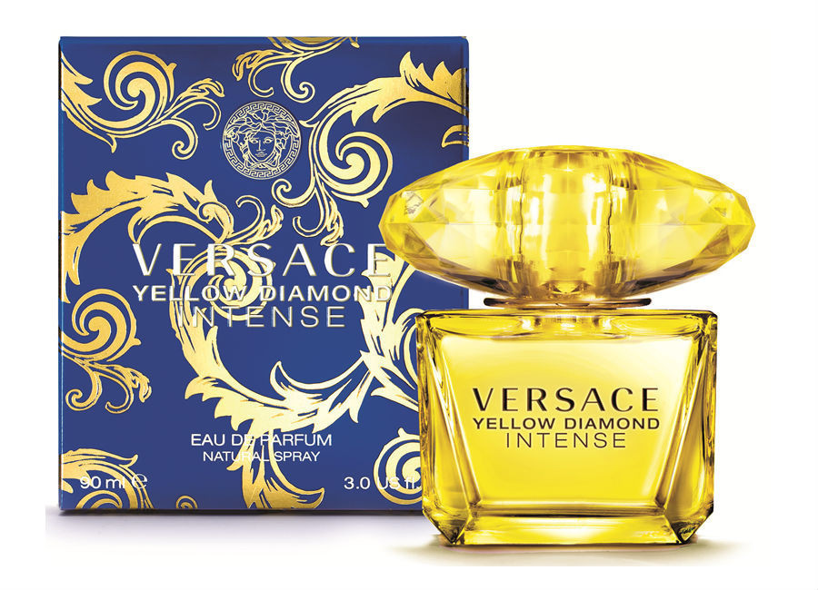 Женские духи в стиле Versace Yellow Diamond Intense edp 90ml