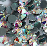 Стразы Crystal Stone(HF).Цвет Crystal АВ ss16(4mm).Цена за 100шт