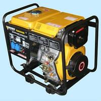 Генератор дизельный FORTE FGD6500E3 (4.5 кВт)