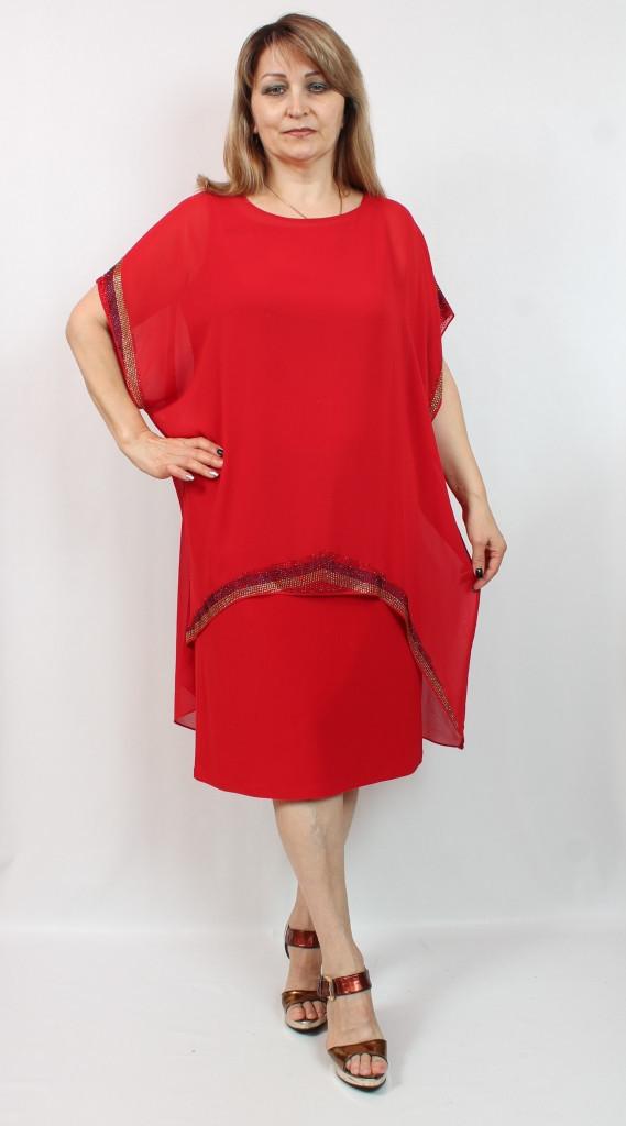 Праздничное платье больших размеров 58-64