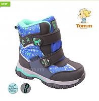 Термо ботинки Tom.m 3984 р 23р