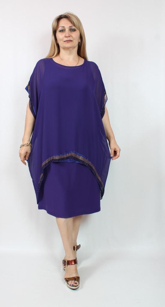 Праздничное женское платье больших размеров 58-64