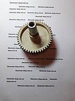 Шестерня Moulinex металлическим валом тип 2 оригинал б.у