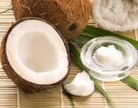 Кокосовое масло рафинированное и нерафинированное