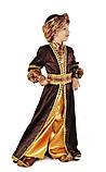 Детский карнавальный костюм для мальчика Восточный принц 122-152р, фото 4