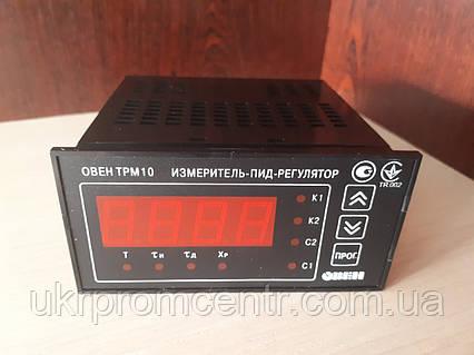 Измеритель ПИД-регулятор ОВЕН ТРМ10