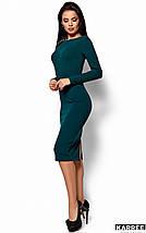 Женское платье-футляр с открытой спиной (Лолаkr), фото 3