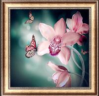"""Набор алмазной мозаики """" Орхидея"""""""