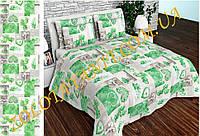 Комплект постельного белья Голд евроразмер