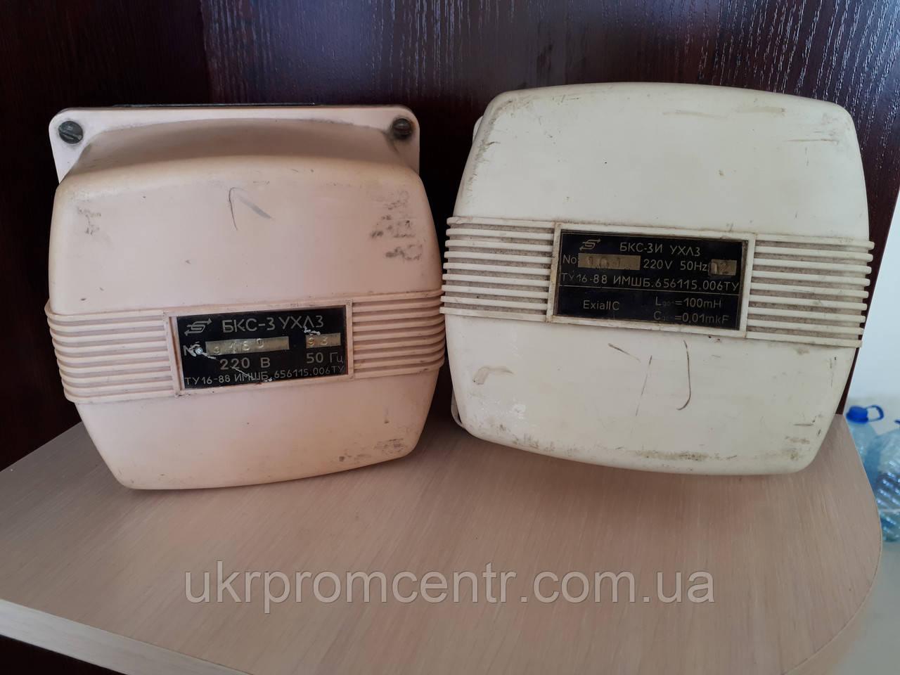 Блок контролю опору (рівня) БКС-2, БКС-2І, БКС-3, БКС-3І