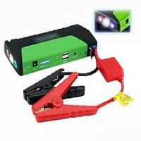 Пусковое устройство авто аккумулятора Jump Starter 2000W зеленый