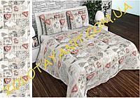 Комплект постельного белья Голд полуторный, фото 1