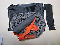 Эспандер для фитнеса трубчатый в защитном рукаве.