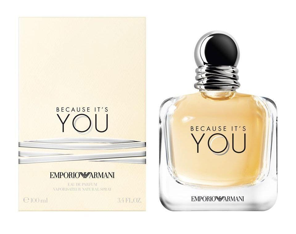 Женские духи в стиле Giorgio Armani Emporio Armani Because It's You (100 мл edp)