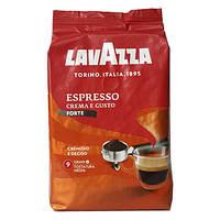 Кофе Лавацца Lavazza Espresso Crema e Gusto Forte в зернах