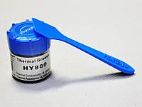 Термопаста HALNZIYE HY880 x 20гр. банка (CN20) серая 5.15 Вт/(м*К) теплопроводящая (TPa-HY880-20-BN), фото 1